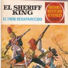 Tebeos: EL SHERIFF KING Nº 6. Lote 30803942