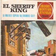 Tebeos: EL SHERIFF KING Nº 16. Lote 30803962