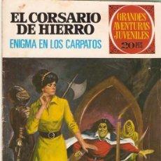 Tebeos: EL CORSARIO DE HIERRO Nº 69. Lote 30804078
