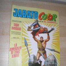 Tebeos: JABATO COLOR, LA AMENAZA DE TING KIANG, Nº 1516. Lote 30899044