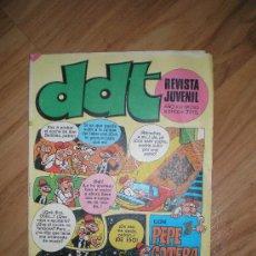 Tebeos: DDT PEPE GOTERA Y OTILIO N. 295. Lote 30912033