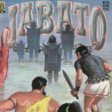 Tebeos: EL JABATO - Nº 43 -