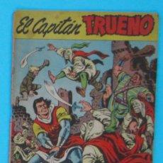 Tebeos: CAPITAN TRUENO. ALMANAQUE PARA 1960. BRUGUERA, 1958. ORIGINAL. Lote 31092440