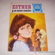 Tebeos: ESTHER Nº 2, JOYAS LITERARIAS JUVENILES SERIE AZUL, EDITORIAL BRUGUERA. Lote 31147626