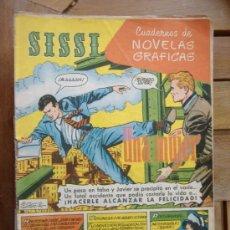 Tebeos: SISSI.CUADERNOS DE NOVELAS GRAFICAS.Nº35. Lote 31121263