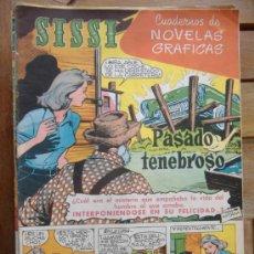 Tebeos: SISSI.CUADERNOS DE NOVELAS GRAFICAS.Nº37. Lote 31121289