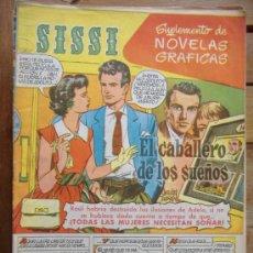 Tebeos: SISS SUPLEMENTO DE NOVELAS GRAFICAS.Nº39. Lote 31121346