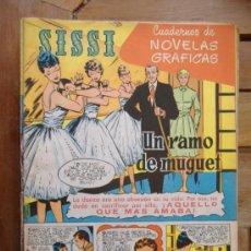 Tebeos: SISSI.CUADERNOS DE NOVELAS GRAFICAS.Nº44. Lote 31121454