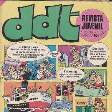 Tebeos: DDT Nº 387. Lote 31152589