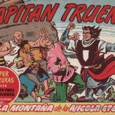 Tebeos: TEBEOS. COMIC. BRUGUERA. EL CAPITAN TRUENO. LA MONTAÑA DE LA NIEBLA ETERNA. Nº 305. Lote 31162529