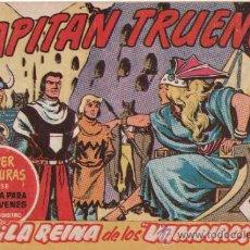 Tebeos: TEBEOS. COMIC. BRUGUERA. EL CAPITAN TRUENO. LA REINA DE LOS VAMPIROS. Nº 215. Lote 31162615