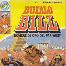 Tebeos: COMICS BRUGUERA BUFALO BILL Nº 11. Lote 31171139