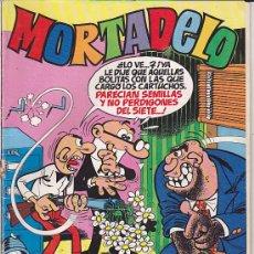 Tebeos: MORTADELO EXTRA PRIMAVERA 1972. Lote 31179234