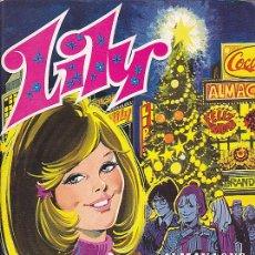 Tebeos: LILY ALMANAQUE PARA 1973 ( CARTEL MARISOL ). Lote 31183265