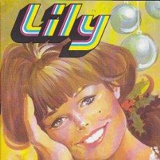 Tebeos: LILY EXTRA DE NAVIDAD 1981. Lote 31183286