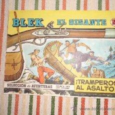Tebeos: BLEK EL GIGANTE Nº 125. Lote 146424086