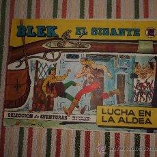 Tebeos: BLEK EL GIGANTE Nº 127. Lote 146424158