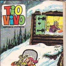 Tebeos: TIO VIVO ALMANAQUE 1967. Lote 31235537