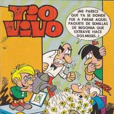Tebeos: TIO VIVO EXTRA PRIMAVERA 1970. Lote 31235553
