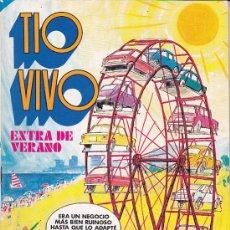 Tebeos: TIO VIVO EXTRA VERANO 1979. Lote 31235582