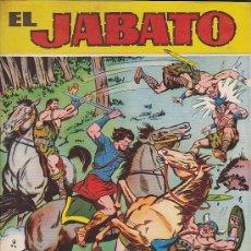 Tebeos: EL JABATO ALMANAQUE PARA 1961 ! CONTRA EL TIRANO!. Lote 31235935