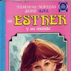 Tebeos: ESTHER Y SU MUNDO Nº 3 SERIE AZUL - TAPA DURA 2ª EDICION 1985. Lote 31249104