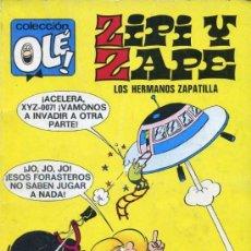 BDs: ZIPI Y ZAPE - OLÉ Nº 48 Z.60 (1989). Lote 31269820