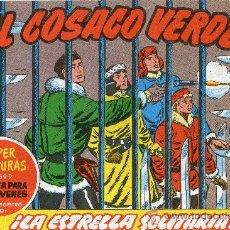 Tebeos: COMIC , EL COSACO VERDE Nº 140, LA ESTRELLA SOLITARIA. Lote 31311183