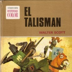 Tebeos: EL TALISMAN - WALTER SCOTT - Nº 3 - COLECCION HISTORIAS COLOR - BRUGUERA - 1975. Lote 31331121