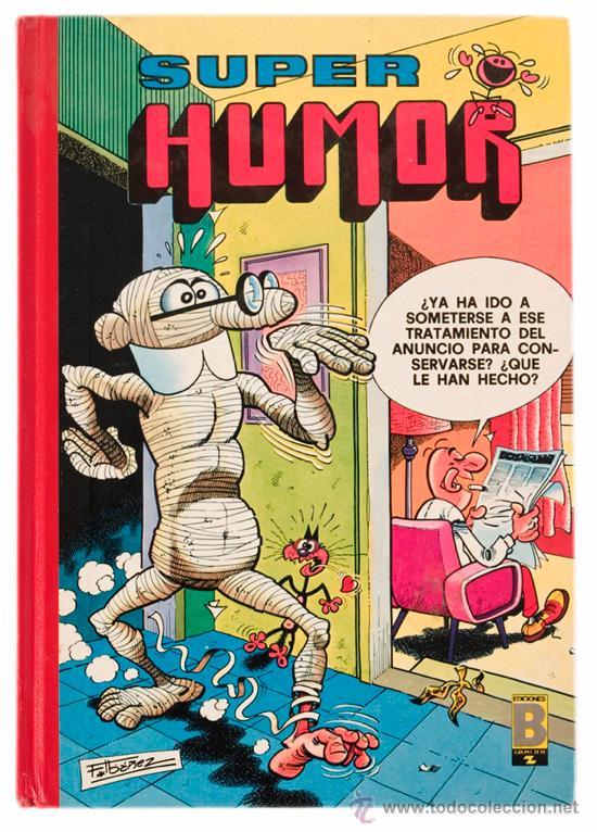 SUPER HUMOR, VOLUMEN 12, 2ª EDICIÓN 1991 (Tebeos y Comics - Bruguera - Super Humor)
