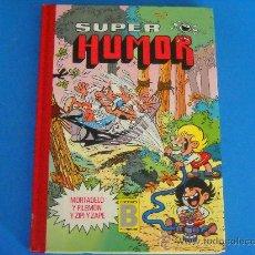 Tebeos: SUPER HUMOR EDICIONES B VOLUMEN Nº 14 AÑO 1.987. Lote 31412777