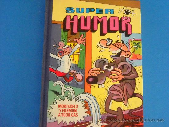 SUPER HUMOR EDITORIAL BRUGERA VOLUMEN Nº XII AÑO 1.978 (Tebeos y Comics - Bruguera - Super Humor)