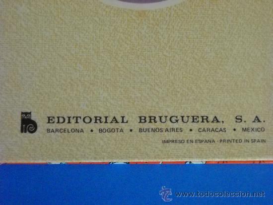 Tebeos: SUPER HUMOR EDITORIAL BRUGERA VOLUMEN Nº XII AÑO 1.978 - Foto 3 - 31412919