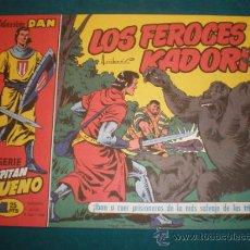 Tebeos: CAPITAN TRUENO Nº 5 - COLECCION DAN-BRUGUERA - REEDICIÓN - LOS FEROCES KADOR. Lote 31533888