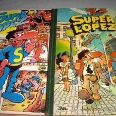Tebeos: SUPER HUMOR Nº 1 SUPER LOPEZ SUPERLOPEZ. BRUGUERA 1983. MUY DIFÍCIL.. Lote 31555718