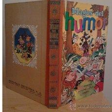 Tebeos: MAGOS DEL HUMOR VOLUMEN X (10). BRUGUERA, 1ª EDICIÓN, 1972.. Lote 31647070