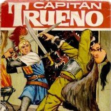 Tebeos: COLECCION HEROES Nº 7 EL CAPITAN TRUENO EL YELMO DE GENGIS KHAN. Lote 31651843