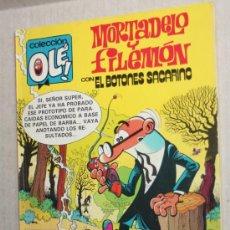 Tebeos: COLECCION OLE (FORMATO AÑOS 80) Nº 233 (M.28): MORTADELO Y FILEMON CON EL BOTONES SACARINO. . Lote 31675340