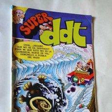 Tebeos: SUPER DDT Nº 57. BRUGUERA 1978. LA LLAMADA DE AFRICA POR SPADARI. PUBLI GUERRA GALAXIAS STAR WARS. Lote 31747095