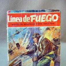 Tebeos: COMIC, LINEA DE FUEGO, Nº 1, BRUGUERA, EL CAZA FANTASMAS. Lote 31793095