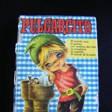 Tebeos: PULGARCITO. COLECCIÓN HEIDI. 1ª EDICION NOVIEMBRE 1962. EDITORIAL BRUGUERA. BARCELONA. Lote 31858714