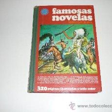 Tebeos: FAMOSAS NOVELAS - VOLUMEN VII - EDT. BRUGUERA 1981. Lote 35179786