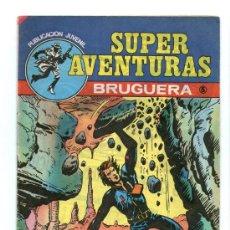 Tebeos: SUPER AVENTURAS Nº 5 ** BRUGUERA **. Lote 31882854