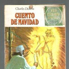 Tebeos: JOYAS LITERARIAS JUVENILES Nº 90 * CUENTOS DE NAVIDAD * BRUGUERA *. Lote 31882979
