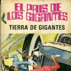 Tebeos: EL PAÍS DE LOS GIGANTES (DE LA SERIE TV TIERRA DE GIGANTES. HEROES SELECCIÓN. Lote 31944820
