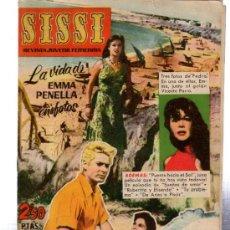 Tebeos: TEBEO SISSI, REVISTA JUVENIL FEMENINA, AÑO IV, Nº 185. Lote 31951813
