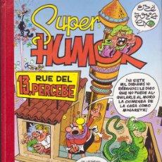 Tebeos: SUPER HUMOR Nº 35 . 13 RUE DEL PERCEBE . Lote 31960695