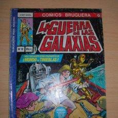 Tebeos: LA GUERRA DE LAS GALAXIAS Nº 12 - EDICIONES BRUGUERA - STAR WARS - 1978. Lote 31983870
