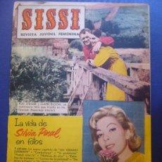 Tebeos: REVISTA JUVENIL FEMENINA SISSI AÑO III Nº 214. Lote 32004667