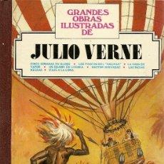 Tebeos: GRANDES OBRAS ILUSTRADAS DE JULIO VERNE Nº 2. Lote 32018969